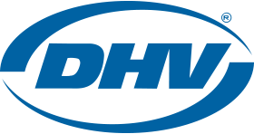 DHV Industries Retina Logo