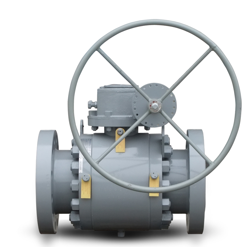 3-Piece Trunnion Mounted Ball Valve – DHV Industries